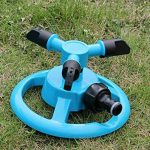 Serre de jardin Mobile automatique à 360° Rotatif Douchette de jardin pelouse Arroseur d'irrigation d'arrosage Fournitures ^ de la marque hpal-garden-water image 3 produit