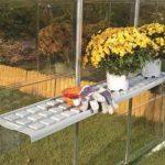 serre de jardin polycarbonate TOP 0 image 1 produit