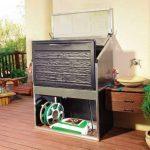 Serre de jardin potager adossable GAYA 0,74 m² de la marque Chalet et jardin image 1 produit