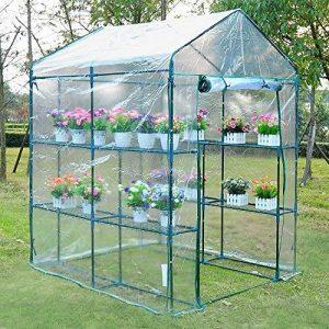 serre de jardin transparente TOP 2 image 0 produit