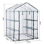 serre de jardin transparente TOP 2 image 4 produit