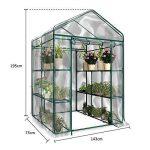 serre de jardin transparente TOP 8 image 1 produit