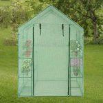 serre de jardin tunnel polycarbonate TOP 10 image 2 produit
