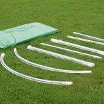 serre de jardin tunnel polycarbonate TOP 2 image 4 produit