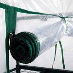 serre de jardin tunnel polycarbonate TOP 4 image 2 produit