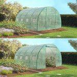 serre de jardin verte TOP 10 image 3 produit