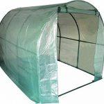 Serre en tunnel/avec bâche renforcée - pour fruits/légumes - grande taille de la marque Harbour Housewares image 3 produit