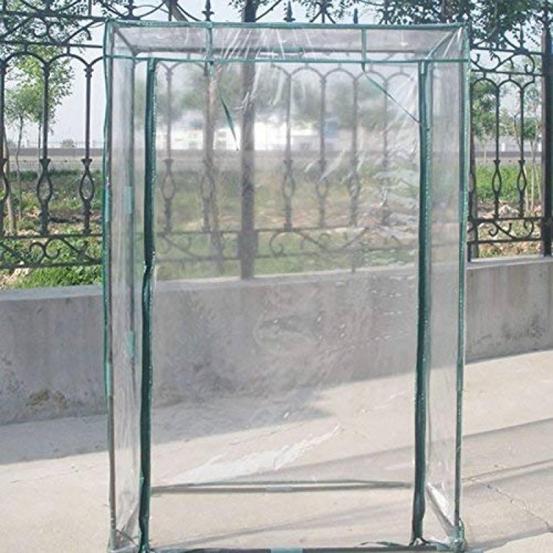 Mini Couvercle de Chauffage de Jardin Eruditter Serre en PVC ...
