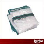 Serre à tomates 1 x 0,50 x 1m bache PVC de la marque Berlan image 3 produit