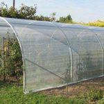 Serre à tomates 24m² - 3 m x 8 m - sans façade de la marque Richel image 1 produit