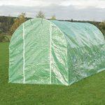 Serre Tunnel en Polyethylène Renforcé 5m x 2m New Leaf de la marque Primrose image 1 produit