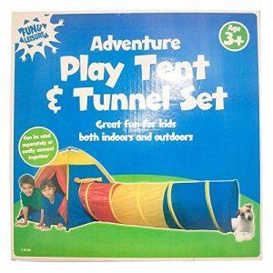 Stalwart X-92385Jeu d'aventure Tente et tunnel Set (lot de 2) de la marque Stalwart image 0 produit