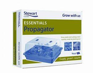 Stewart - Mini-serre électrique de jardin basique pour l'extérieur, 52cm - 2396005 de la marque Olive Grove image 0 produit