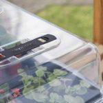 Stewart - Mini-serre électrique de jardin basique pour l'extérieur, 52cm - 2396005 de la marque Olive Grove image 1 produit