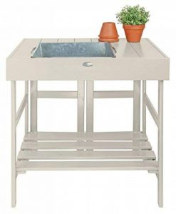 table jardinage zinc TOP 1 image 0 produit