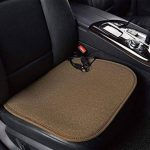 TRNMC Tapis, Coussin de siège de Voiture Chauffant - Tapis Chauffant Confort Haute température de Voiture 12V, Coussin de siège Auto de la marque TRNMC image 2 produit