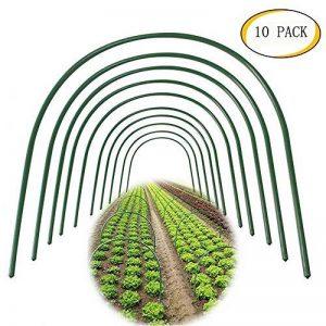 Tunnel, filet de jardin tunnels | Jardin cloches | Serre Créoles | Jardin Tunnel pour mini Petite serre à tomates par Nwss de la marque NWSS image 0 produit