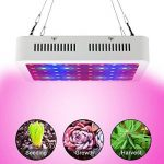 TXVSO 600W LED plantes élèvent la lumière, plein spectre pour la serre et les hydroponiques d'intérieur florissant des lampes de culture de Veg moins de chaleur et de plus grands rendements de la marque TXVSO image 2 produit