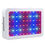 TXVSO 600W LED plantes élèvent la lumière, plein spectre pour la serre et les hydroponiques d'intérieur florissant des lampes de culture de Veg moins de chaleur et de plus grands rendements de la marque TXVSO image 1 produit