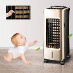 Ventilateur NAN Liang de climatisation, Refroidisseur d'air de Maison, Petit climatiseur Mobile, télécommande avec synchronisation, Refroidisseur d'air Silencieux Brise fraîche de la marque Ventilateur image 3 produit