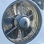 Ventilateur solaire 12V avec panneau de 20W - Kit de ventilateur solaire DC DC pour camping, caravane, voiture, bateau, hangar, serre par PK Green de la marque PK Green image 4 produit