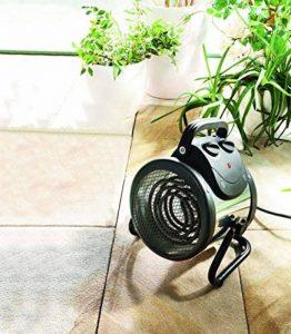 Vitavia système de chauffage pour serre «paLMA/2 kW, manuel-gebläseheizung électrique avec thermostat 0–85 °c bimétallique de la marque Gartenwelt Riegelsberger image 0 produit