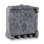 Waldbeck Timer Rock Rocher multiprise de Jardin 2 Prises Câble 5m minuterie de la marque Waldbeck image 2 produit