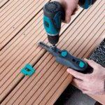 Wolfcraft 6988000 Kit de pose de terrasse bois de la marque Wolfcraft image 2 produit
