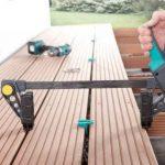 Wolfcraft 6988000 Kit de pose de terrasse bois de la marque Wolfcraft image 4 produit