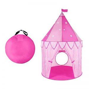 WolfWise Tente de Jeu pour Enfant Tunnel Bébé Maison de Jardin Intérieure Extérieure de la marque Wolfwise image 0 produit